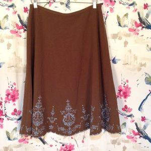 SilkLand Skirt Size 12